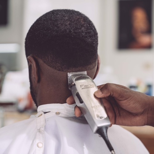 HaircutStar: Best Barber Picture Brandon BurkeBarbera