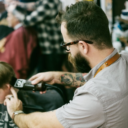 HaircutStar: Best Barber Picture Brad RobertsonBarberable