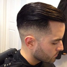 HaircutStar: Picked Style to cut hair with this barber